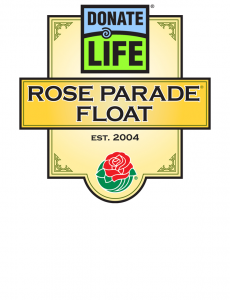 Donate Life Rose Parade