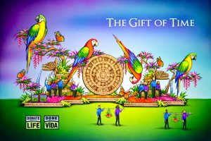 Donate Life Rose Parade Float