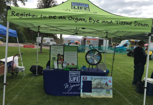 Celebrate Father's Day with Donate Life Wyoming