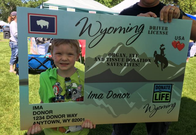 36th Annual HollyFrontier SuperDay with Donate Life Wyoming