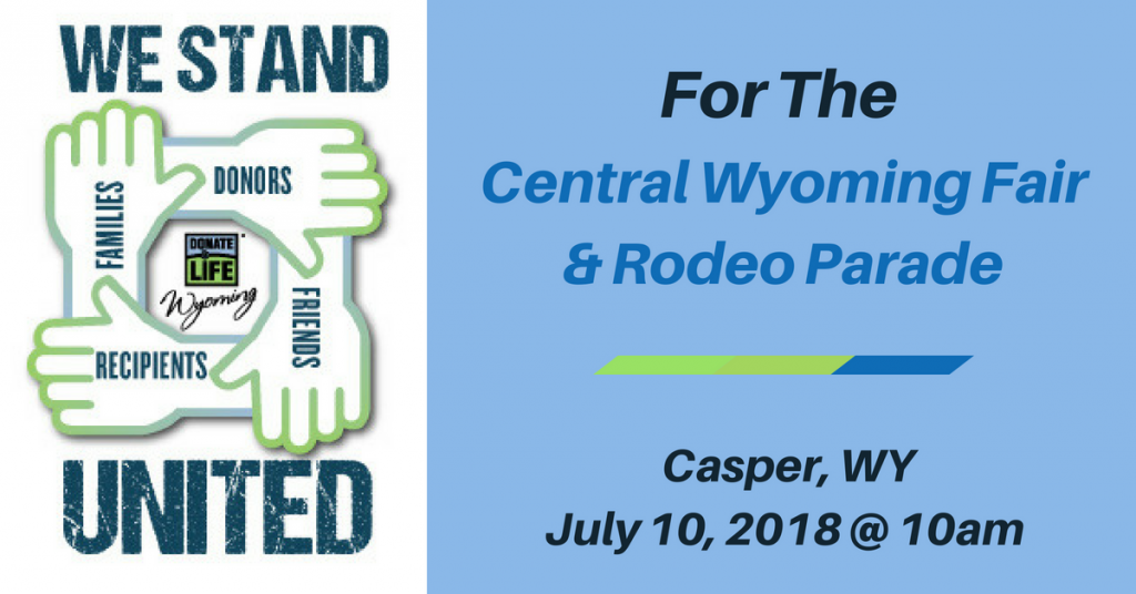 We Stand United For The Central Wyoming Fair Amp Rodeo