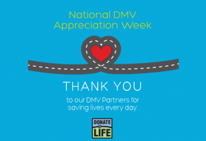 DMV Appreciation Week