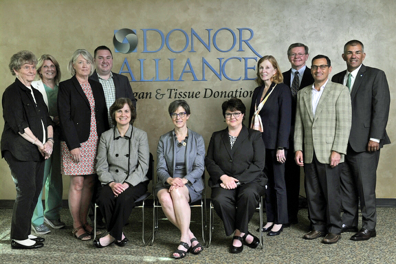 Donor Alliance Board of Directors photo