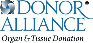 Donor Alliance organ and tissue donation