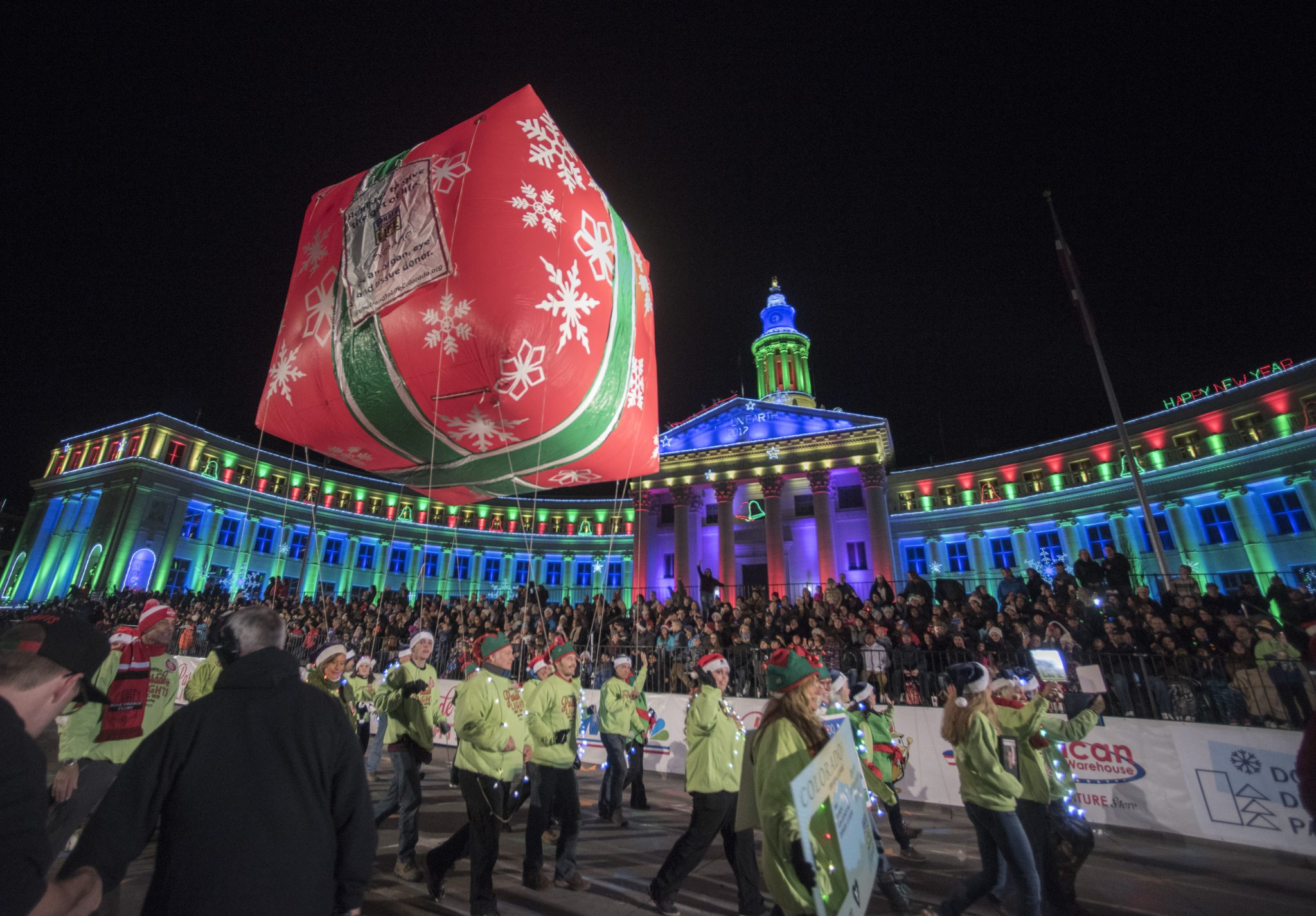 Parade of Lights Gift of Life Balloon 2017