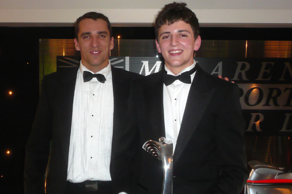 Stefan and justin wilson 2