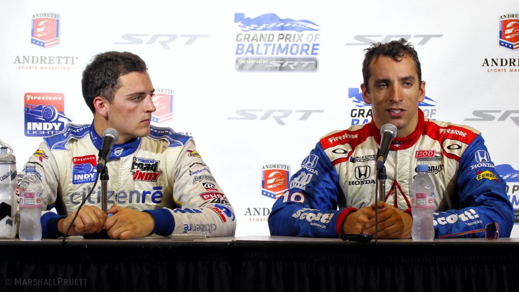 Stefan and Justin Wilson 1