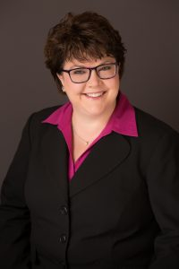 Head shot of Chief Operating Officer at Donor Alliance, Jennifer Prinz