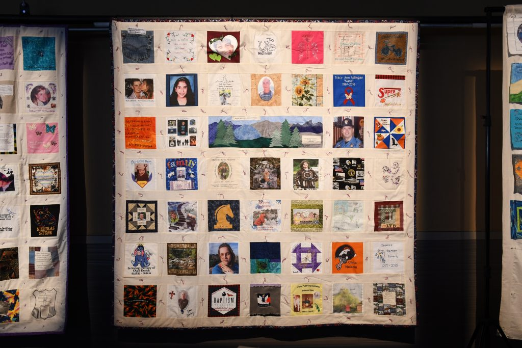 Donor Family Quilt
