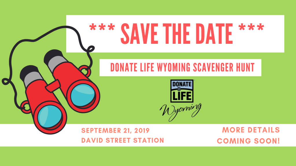 save-the-date-scavenger_hunt_donate_life_wyoming_even