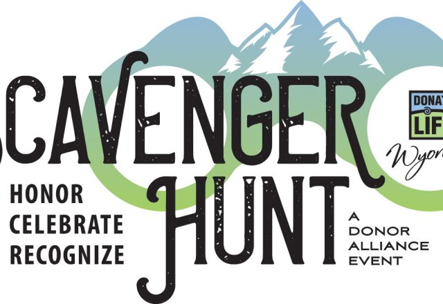 Hundreds Celebrate Life at the 1st Annual Donate Life Wyoming Scavenger Hunt