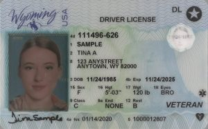 New_Wyoming_driver_license_state_id_heart_donation_symbol