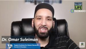Dr. Omar Suleiman organ donation video Islam and organ donation