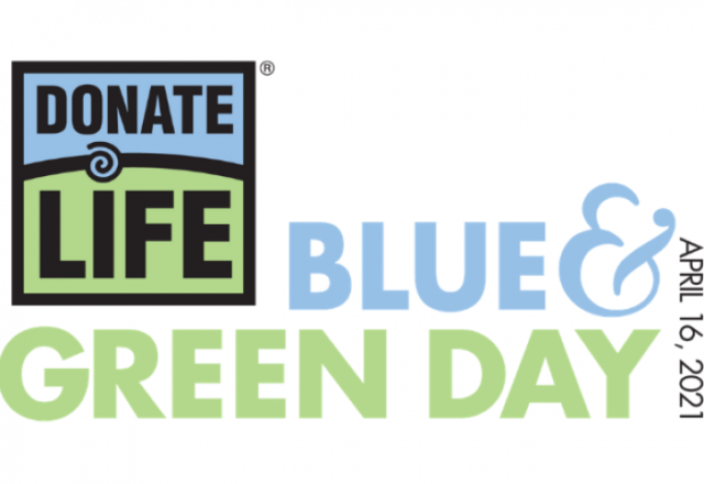 National Blue & Green Day